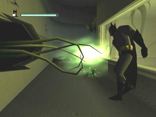 Test Batman Vengeance Xbox - Screenshot 11