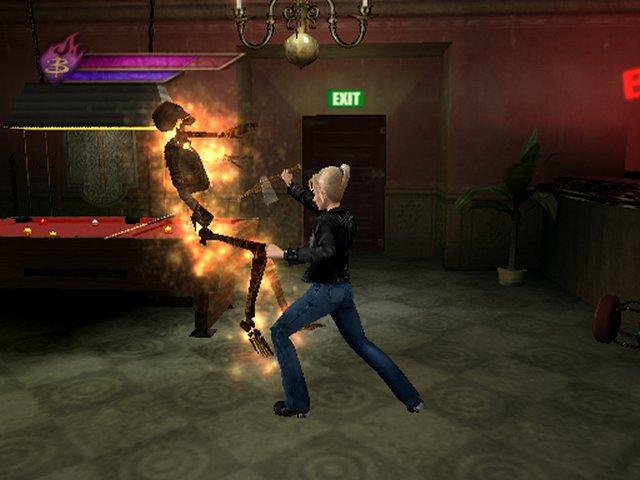 Buffy contre les Vampires : Chaos Bleeds