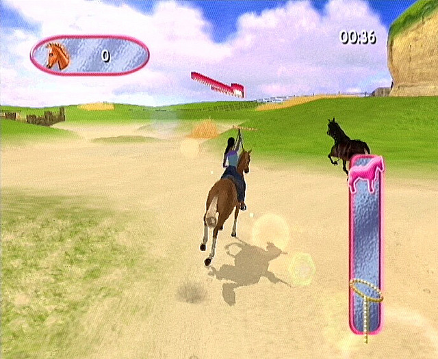 Barbie Horse Adventures : Wild Horse Rescue