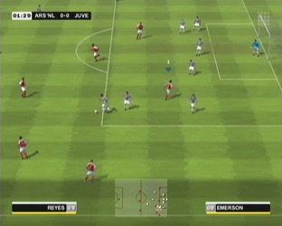 Test Club Football 2005 Xbox - Screenshot 31