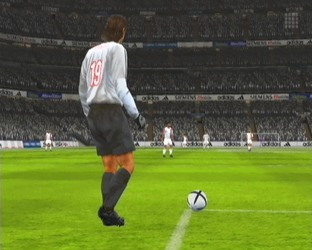 Test Club Football 2005 Xbox - Screenshot 32