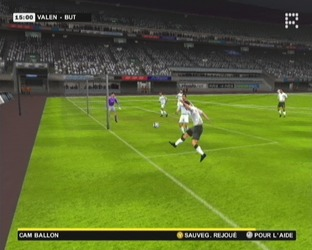 Test Club Football 2005 Xbox - Screenshot 33