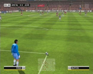Test Club Football 2005 Xbox - Screenshot 37