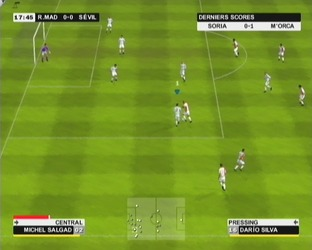 Test Club Football 2005 Xbox - Screenshot 42