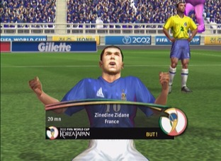Test du jeu coupe du monde fifa 2002 sur xbox - Coupe du monde de foot 2002 ...