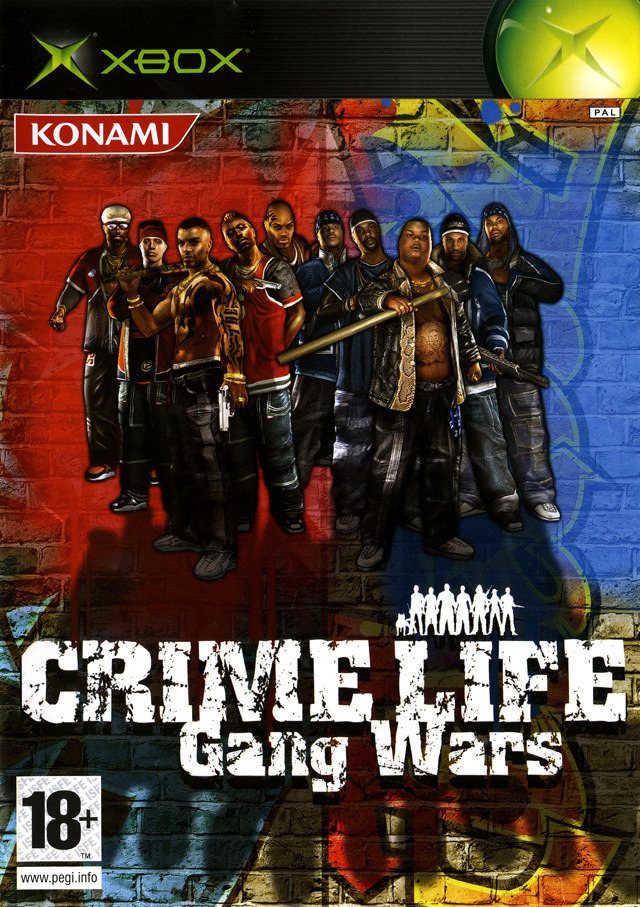Images Crime Life : Gang Wars Xbox - 1