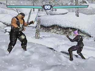 Test Dead Or Alive 3 Xbox - Screenshot 15