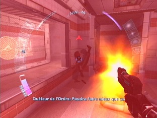 Test Deus Ex : Invisible War Xbox - Screenshot 27