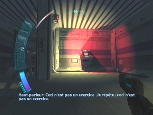 Test Deus Ex : Invisible War Xbox - Screenshot 28