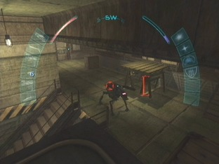 Test Deus Ex : Invisible War Xbox - Screenshot 29