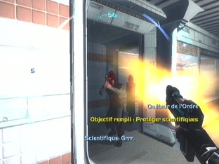 Test Deus Ex : Invisible War Xbox - Screenshot 33