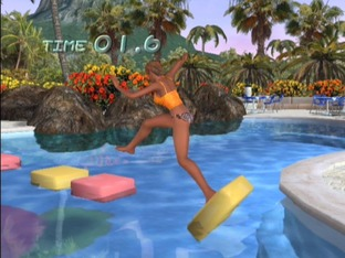 Test Dead Or Alive : Xtreme Beach Volleyball Xbox - Screenshot 6