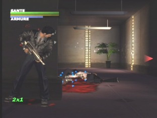 Test Dead To Rights Xbox - Screenshot 15