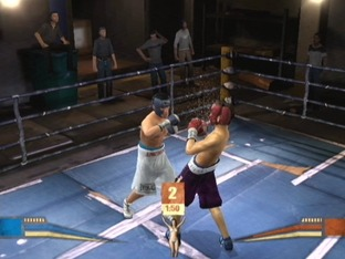 Test Fight Night : Round 2 Xbox - Screenshot 11