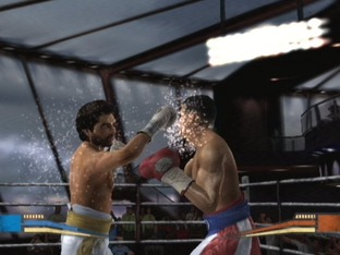 Test Fight Night : Round 2 Xbox - Screenshot 15