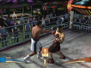 Test Fight Night : Round 2 Xbox - Screenshot 18