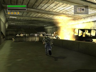 Test Freedom Fighters Xbox - Screenshot 6