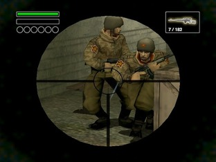 Test Freedom Fighters Xbox - Screenshot 8
