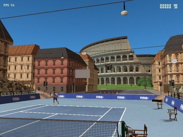 FILA World Tour Tennis