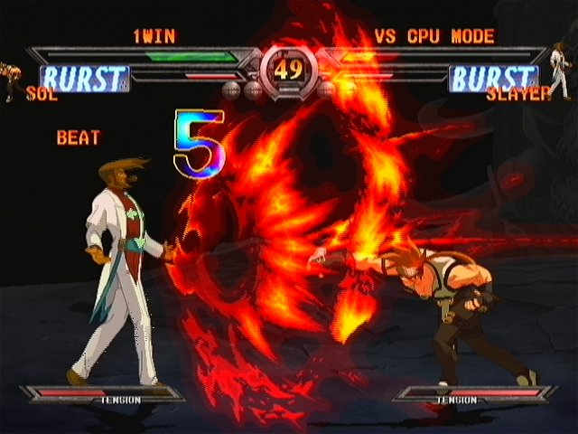 Images Guilty Gear X2 Reload Xbox - 16