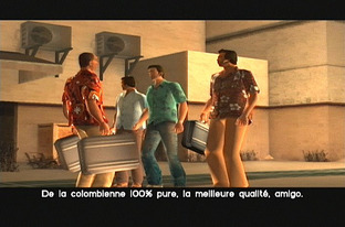Test Grand Theft Auto : Vice City Xbox - Screenshot 7