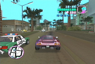 Grand Theft Auto : Vice City Xbox