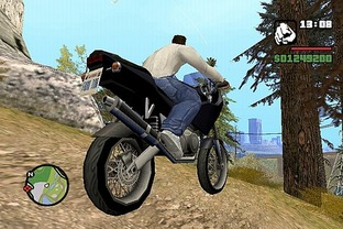 Test Grand Theft Auto : San Andreas Xbox - Screenshot 17