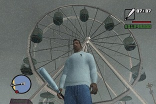 Test Grand Theft Auto : San Andreas Xbox - Screenshot 18