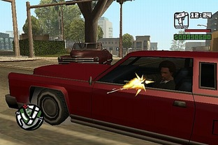 Test Grand Theft Auto : San Andreas Xbox - Screenshot 21