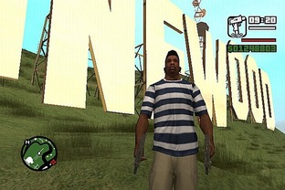 Test Grand Theft Auto : San Andreas Xbox - Screenshot 22