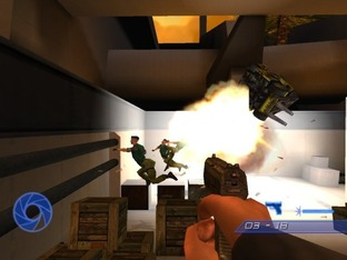 Test James Bond 007 : Espion Pour Cible Xbox - Screenshot 4