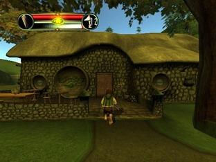 Test Le Seigneur des Anneaux : La Communauté De L'Anneau Xbox - Screenshot 7