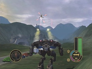 Test Mechassault Xbox - Screenshot 19