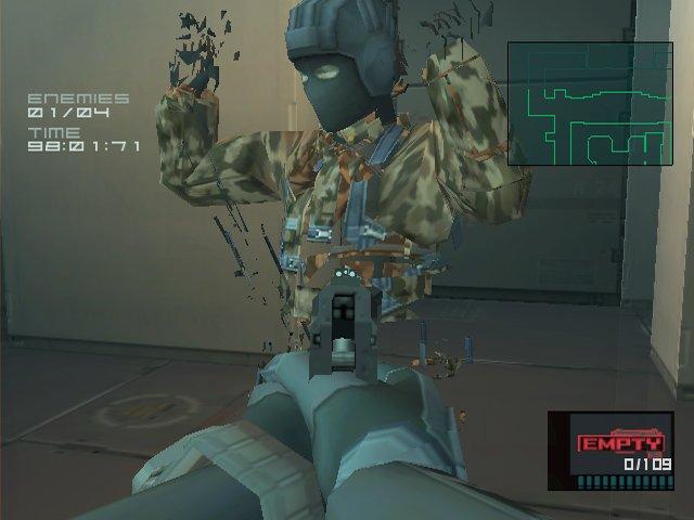 jeuxvideo.com Metal Gear Solid 2 Substance - Xbox Image 26 sur 27