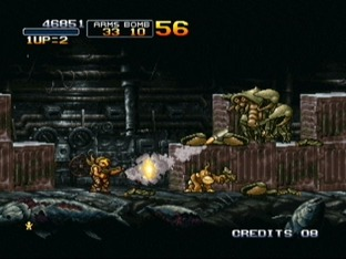 Test Metal Slug 3 Xbox - Screenshot 22