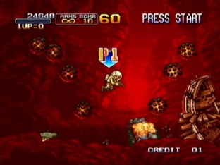 Test Metal Slug 3 Xbox - Screenshot 24