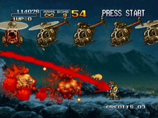 Test Metal Slug 3 Xbox - Screenshot 25