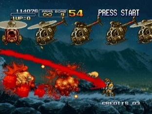 Test Metal Slug 3 Xbox - Screenshot 25
