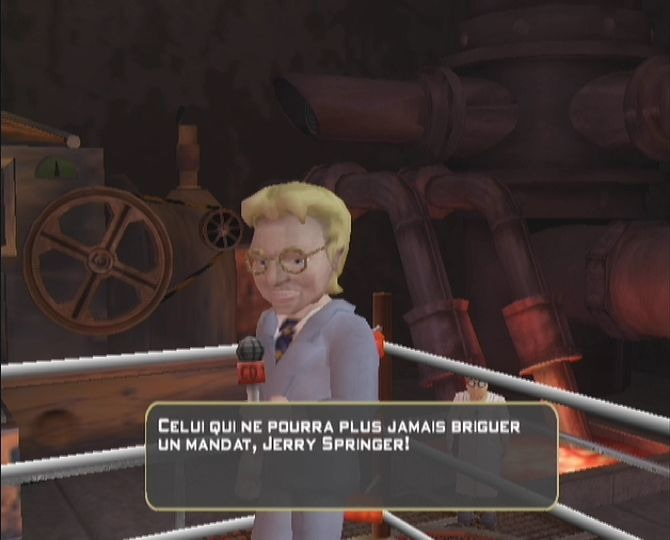 Images MTV Celebrity Deathmatch Xbox - 28