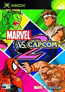 Images Marvel vs. Capcom 2 : New Age of Heroes Xbox - 0