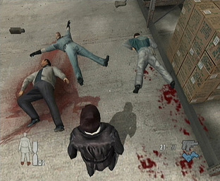 Test Max Payne 2 : The Fall Of Max Payne Xbox - Screenshot 14