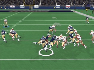 Test NFL 2k3 Xbox - Screenshot 2