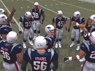 Test Madden NFL 2003 Xbox - Screenshot 1