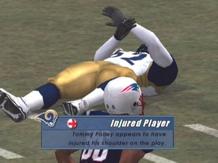 Test Madden NFL 2003 Xbox - Screenshot 3