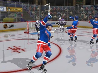 Test NHL Hitz 2002 Xbox - Screenshot 1