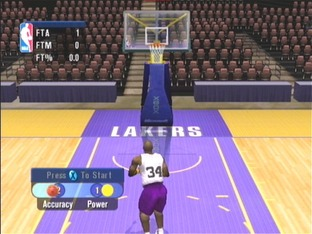 Test NBA Inside Drive 2003 Xbox - Screenshot 2