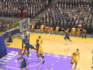 Test NBA Inside Drive 2003 Xbox - Screenshot 3