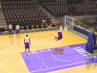 Test NBA Inside Drive 2003 Xbox - Screenshot 6