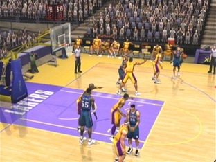 Test NBA Inside Drive 2003 Xbox - Screenshot 7