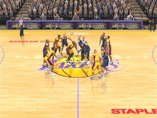 Test NBA Inside Drive 2003 Xbox - Screenshot 8